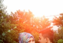 Pre Wedding Lezta & Hady by Bondang mygallery