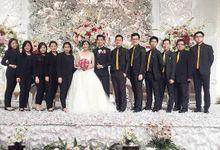 Wedding of Kicky & Cindy by The DayZ Wedding Planner