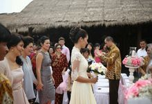 wedding of Vino & Marsha by Pondok Indah Lestari
