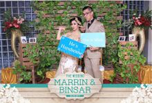 The Wedding of Binsar And Marrin by Moments To Go