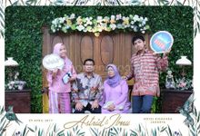 The Wedding of Astrid And Ibnu by Moments To Go
