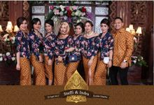 The Wedding of Steffy And Indra by Moments To Go
