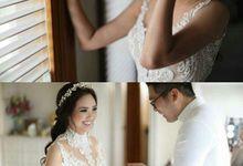 Daniel & Amy - AlwaysAnDForever by Mahkota Wedding Organizer