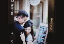 Nelly and Andreas PreWedding by LALA  MAKEUP&HAIRDO