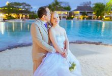 Joel and Laurens Wedding at Plantation Bay Resorts and Spa by Joseph Requerme Photo