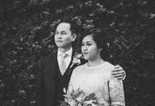 Nagisa Bali Wedding for Riny & Laren by Nagisa Bali