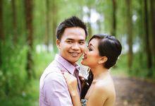 Prewedding in Batur by Maxhelar Photography