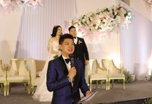 MC Wedding Double Tree Hotel Jakarta - Anthony Stevven by Anthony Stevven