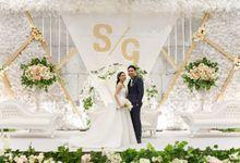 Wedding Of Sastra & Gracia (Green) by Ohana Enterprise