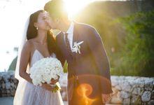 The Wedding  of Eugene & Christine by Alila Villas Uluwatu