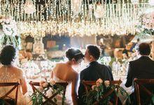 A Glorious Wedding Ceremony and Absolute OMG Clifftop Wedding Bali by AVAVI BALI WEDDINGS