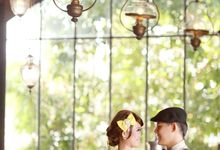 """Gio & Nelly"" Pre-wedding by Golden Jade Photography"