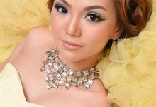 Lovely Princess by Jovita Sebastian Make Up Artist