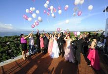 The Wedding of Alvin & Jessica by Oracle Wedding Venue