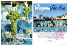 Beyond The Sea, The Article from Le Mariage Magazine by Chroma Wedding