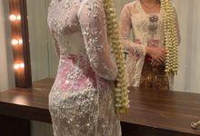 Javanese Bride, Adlyne Gita Lumy by K.by.Karina