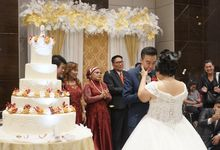 Wedding Of Reinaldi  & Dewi (Green) by Ohana Enterprise