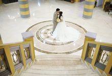 Wedding Of Wahyu & Nataliany (Green) by Ohana Enterprise
