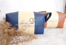 Boxy Kulit Jeruk packaging roll paper for Vena & Hagai by Gemilang Craft