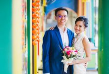 Zhihan and Wanying Pre-Wedding by Susan Beauty Artistry