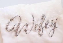 Rhinestone and Sequin by gingerolive company