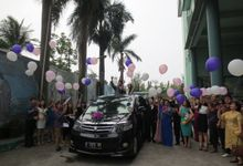 Ying Maykel & Jessica Novia by deVOWed Wedding & Event Planner
