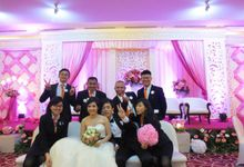 Jimmy & Enzelina by deVOWed Wedding & Event Planner