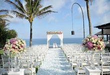 Kristina & Olly by Bali Wedding Paradise