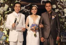 "MC Wedding "" Bayu & Diana "" @ Klapa 14 Feb 15 by MC YULIUS SETIAWAN"