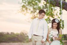 AGUS + IVANA Prewedding by Sandy by Marble Pixel