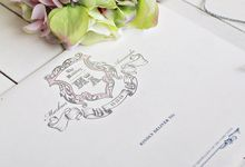 Wedding Invitation Wonderland from Le PAPERVILLE by Le Paperville