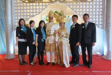 Indah & M. Soussi by deVOWed Wedding & Event Planner