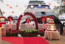 David & Tesia by deVOWed Wedding & Event Planner
