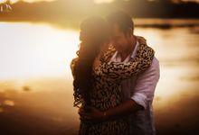 THE PREWEDDING MASTIKA + ANIK by DuaSudut Photography