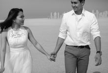 F R E D  x  I S A  ENGAGEMENT SESSION DUBAI by Leighton Andante