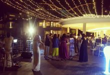 Alex & Joanne Wedding Reception by SaBANDino Band
