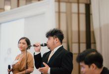 Jazz Entertainment Intimate Wedding at Swissotel PIK by Double V Entertainment by Double V Entertainment