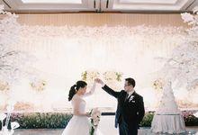 WEDDING OF SIMON ELISSA by Pullman Jakarta Central Park