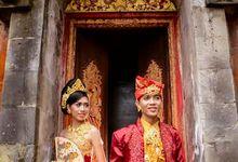 Prewedding of Alan & Listia by Nika di Bali