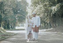 The Wedding of Puji & Dana by BTARI ORGANIZER