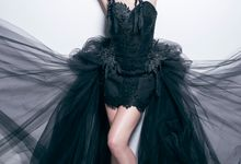 Black Collection by Crystal Clarissa