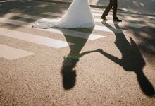 Paris Pre-wedding of Kailing & Ben by Natalie Wong Photography