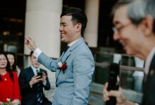 Wedding of Alicia & Douglas by Natalie Wong Photography