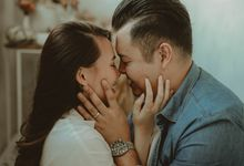 Pre-wedding of Claire & Shawn by Natalie Wong Photography