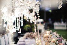 Adi & Yeelia by Sweetbella Florist & Decoration