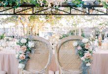Ryan & Agnes Wedding Decoration by Sweet Bella by KAMAYA BALI