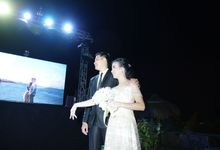 wedding anggi & satria by elexart Production