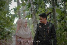 Delia & Nizam Wedding by Pict N Frame Photography
