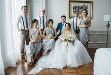 The Wedding of Richard & Yani by Creatopics