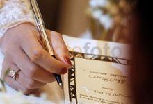 Ajeng & Akhil Wedding by photofoto Photography